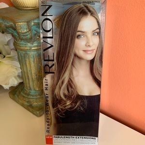 Ready to wear hair extensions
